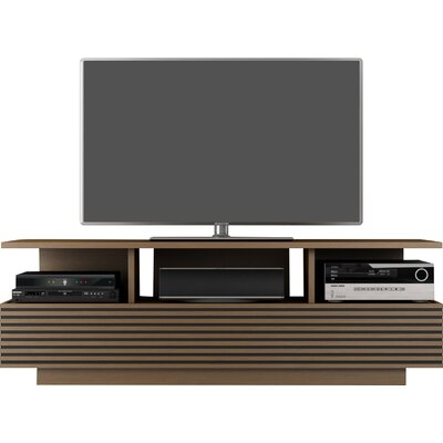 Tetouan Cherry Wood TV Stand