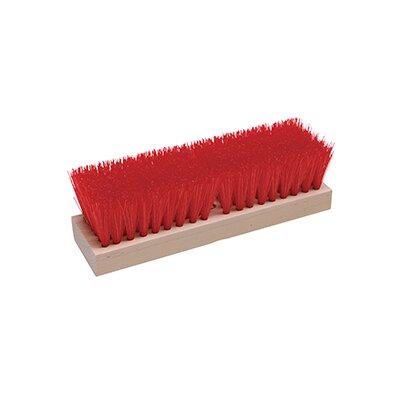 "10"" Deck Scrub (set Of 12) Color: Polypro"