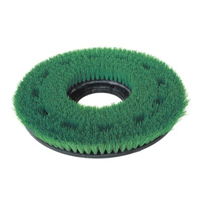 MaxiPlus 500 Grit Rotary Scrub Brush Size: 15 H x 15 W x 2.5 D