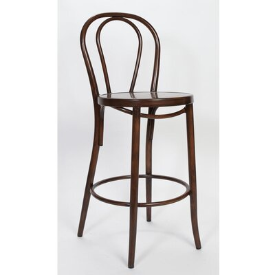 Milan 30 Bar Stool Finish: Mocha