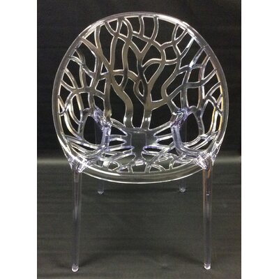 Leisure Crystal Papasan Chair (Set of 2)