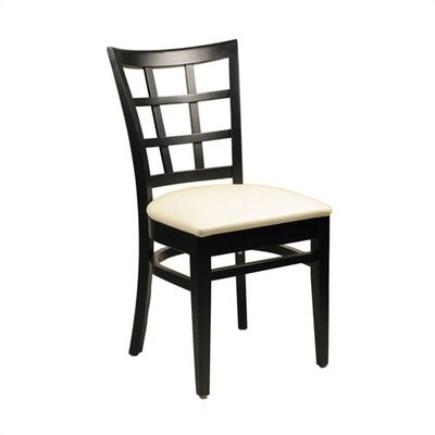 Lattice Back Side Chair (Set of 2)