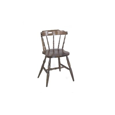 Colonial Wood Chair (Set of 2) Frame Finish: Honey Oak