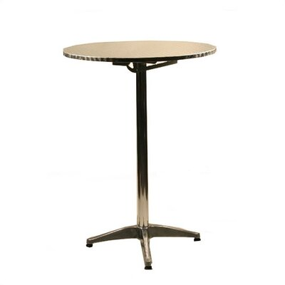 30 Round Top Aluminum Table