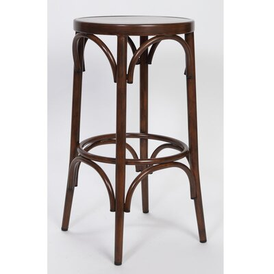 Lugano 24 Bar Stool Finish: Mocha