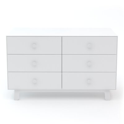 Rhea 6 Drawer Double Dresser
