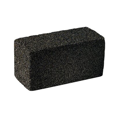 Grill Cleaner, Grill Brick in Black