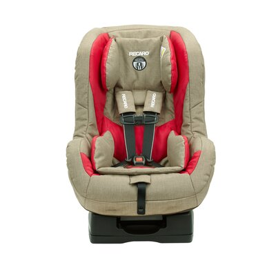 Recaro Euro Convertible Car Seat - Color: Bella - Raspberry / Tan at Sears.com