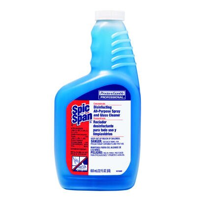 SPIC & SPAN Disinfecting All-Purpose Spray and Glass Cleaner Concentrate Liquid Bottle at Sears.com