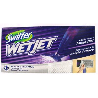 037000084419 Upc Swiffer 08441 12 Count Wetjet Refill