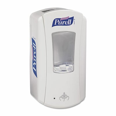 LTX-12 Instant Hand Sanitizer Dispenser Color: White