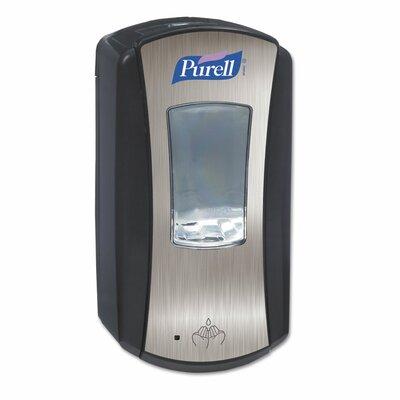 LTX-12 Instant Hand Sanitizer Dispenser Color: Black / Chrome