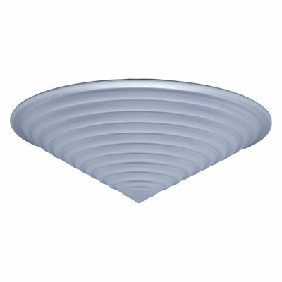 Valencia 8 Flush Mount Finish / Size / Bulb Type: White / 4.5 H x 20 W / J118mm