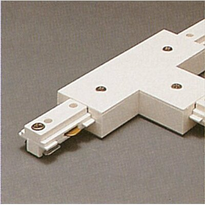 Circuit T Connector Finish / Circuit: White / Two