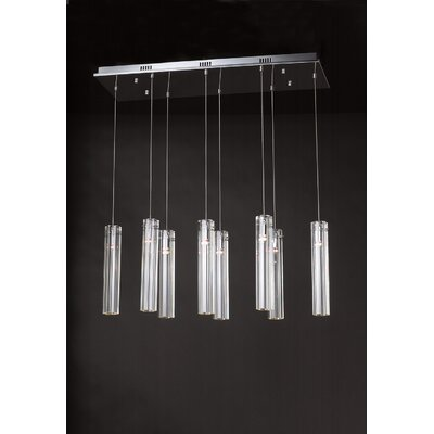 Segretto 8-Light Pendant