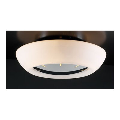 Millo 3-Light Semi Flush Mount