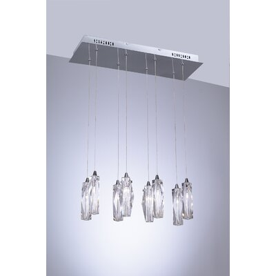 Pila 8-Light Pendant