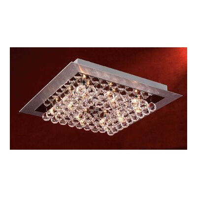Petula Semi Flush Mount