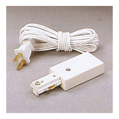 144 Grounded Cord and Plug Finish: White
