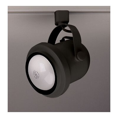 Bell-I 1 Light Track Light (Set of 3) Finish: Black
