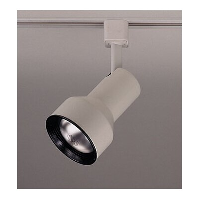 "PLC Lighting Pacific 1 Light Track Light - Finish / Size / Bulb Type: White / 8.25"" H x 3.5"" W / PAR20 at Sears.com"