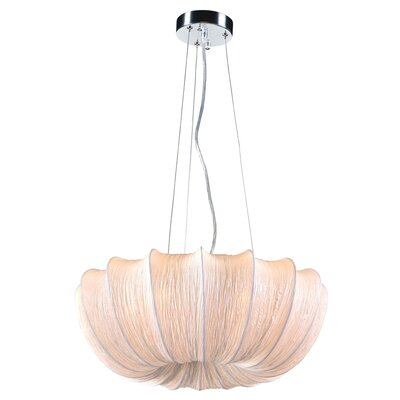 Saluna 5-Light Bowl Pendant
