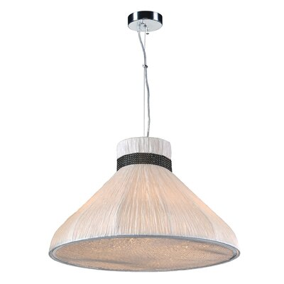 Nepro 5-Light Inverted Pendant