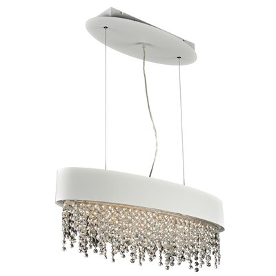 Galoga 4-Light Kitchen Island Pendant