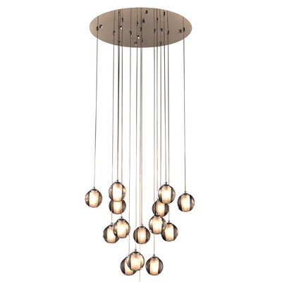Nuetron 15-Light Cascade Pendant