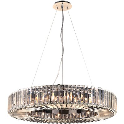 Marquee 16-Light Drum Pendant