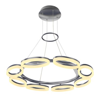 Colino 1-Light LED Geometric Pendant