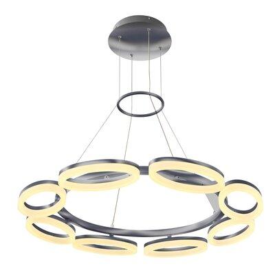 Colino 1-Light LED Geometric Pendant