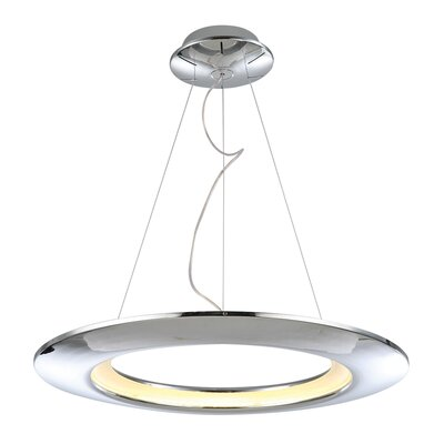 UFO LED Geometric Pendant