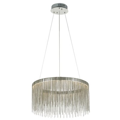 Davenport 1-Light LED Drum Pendant