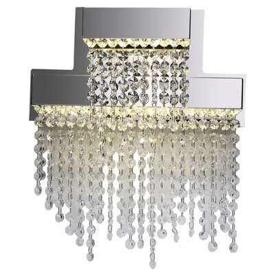 Camelot 1-Light LED Flush Mount