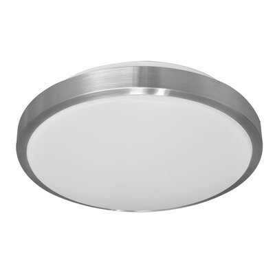 Milan 1-Light LED Flush Mount