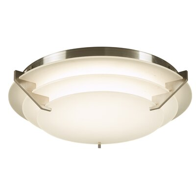 Palladium 1-Light LED Flush Mount