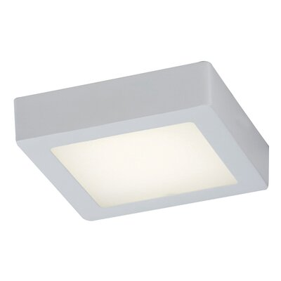 Rubix 1-Light LED Flush Mount