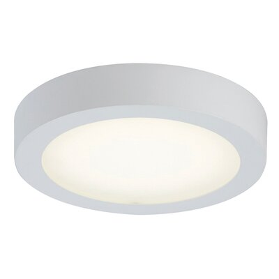 Float 1-Light LED Flush Mount