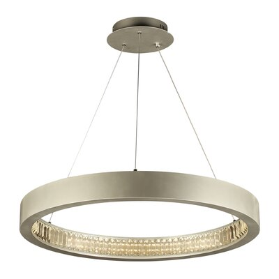 Orion LED Drum Pendant