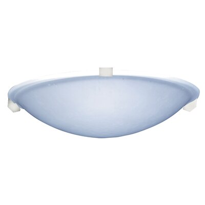 Nuova 1-Light LED Flush Mount Finish: Polished Chrome
