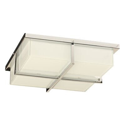 Tazza 1-Light LED Flush Mount