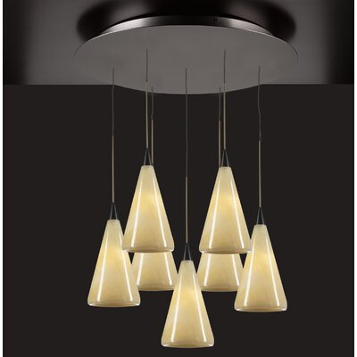 Caroline 7-Light Mini Pendant