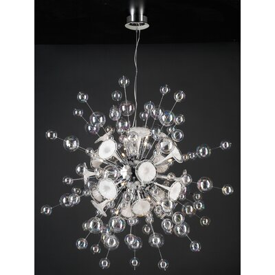 Circus 30-Light Cluster Pendant
