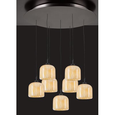 Cuttle 7-Light Mini Pendant