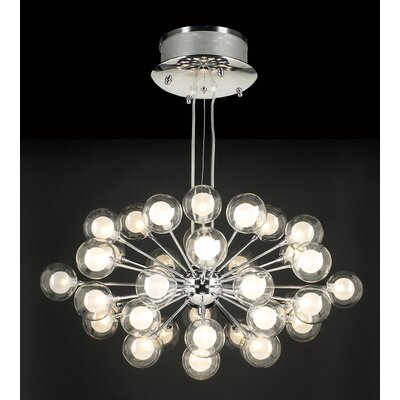 Coupe 37-Light Pendant