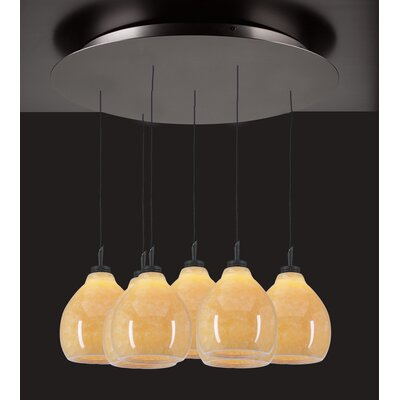Mango 7-Light Mini Pendant