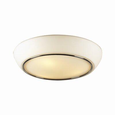 Centrum 2-Light Flush Mount Bulb Type: Incandescent