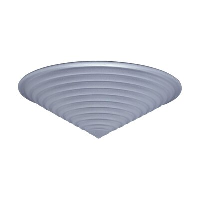 Valencia 8 Flush Mount Finish / Size / Bulb Type: Black / 4.5 H x 20 W / J118mm