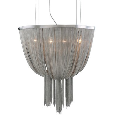 Formae 4-Light Crystal Chandelier